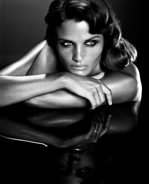 Helena Christensen vincent peters