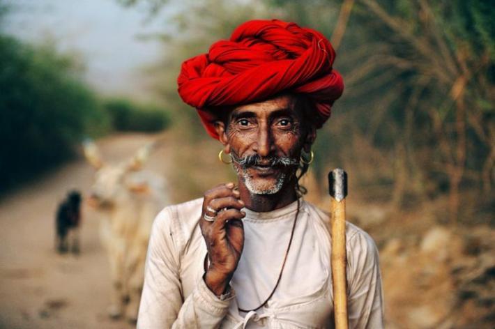 Steve McCurry: Viaggio intorno all'uomo