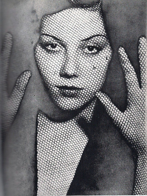 man ray il velo