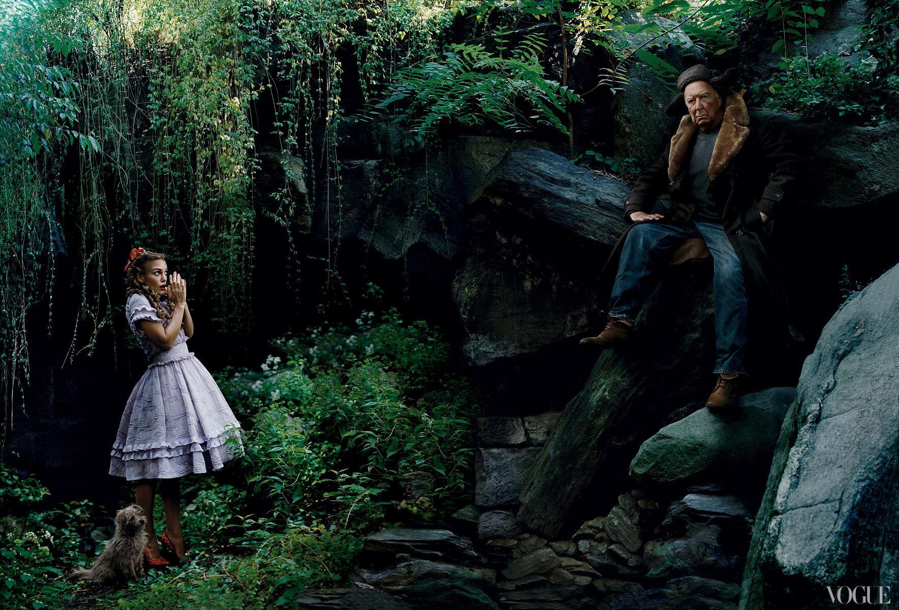 5- Il mago di Oz - Annie Leibovitz