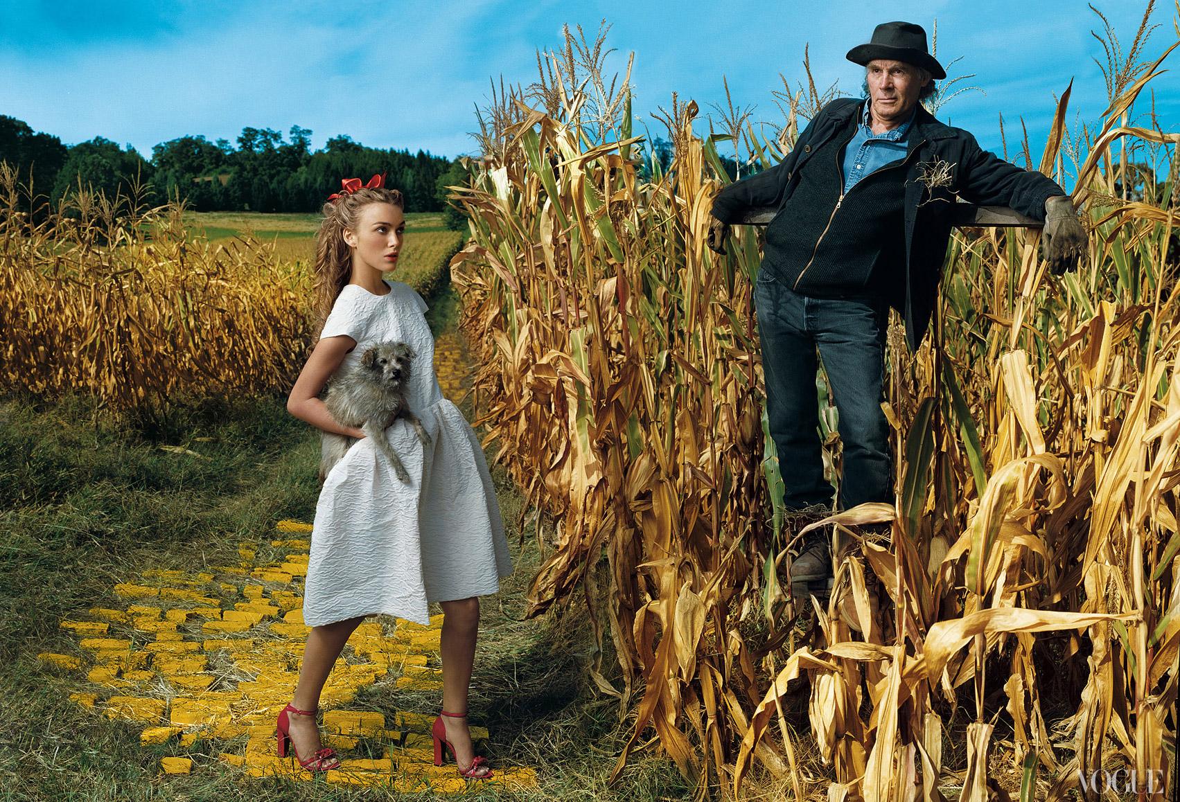 3- Il mago di Oz - Annie Leibovitz