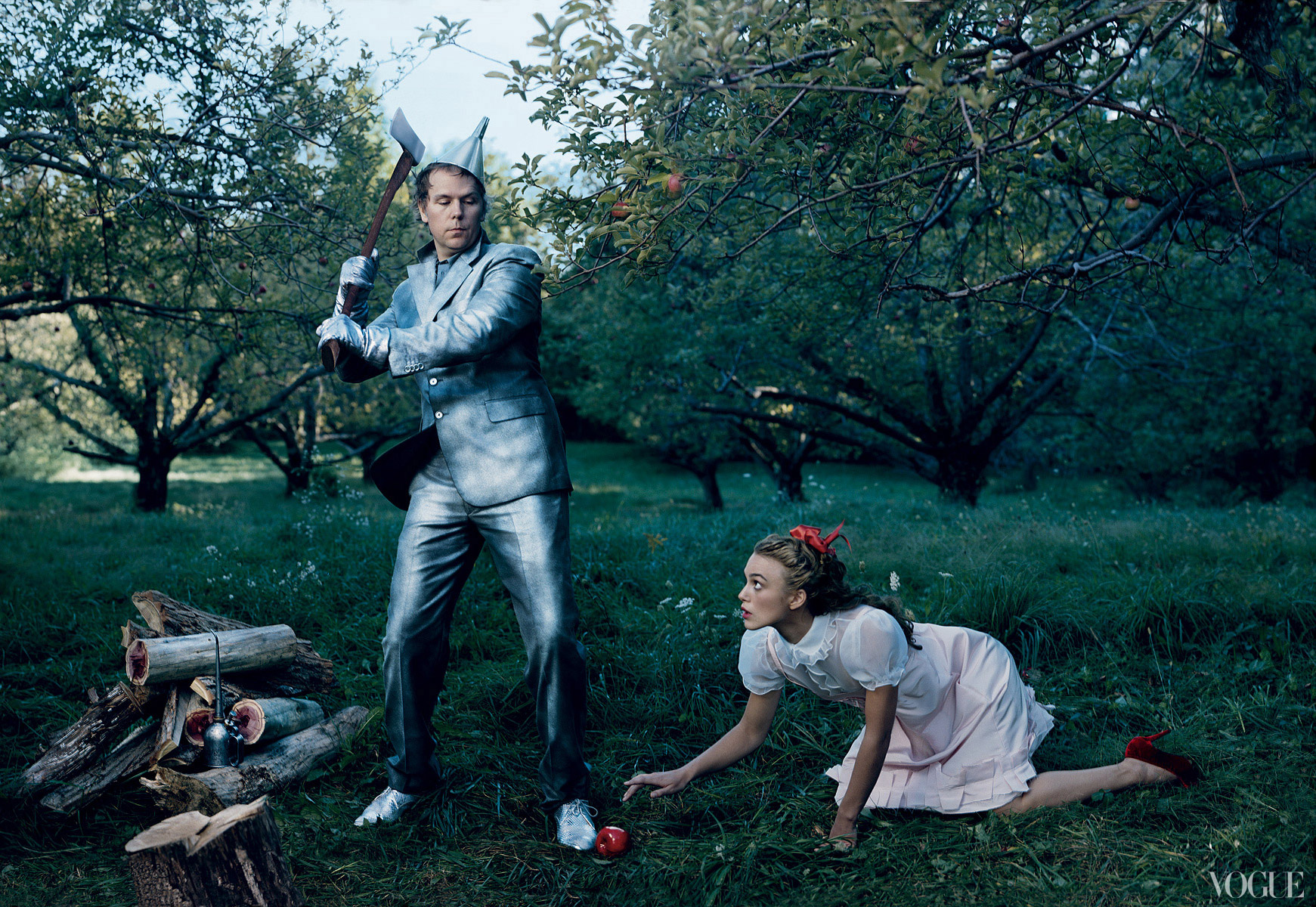 4- Il mago di Oz - Annie Leibovitz