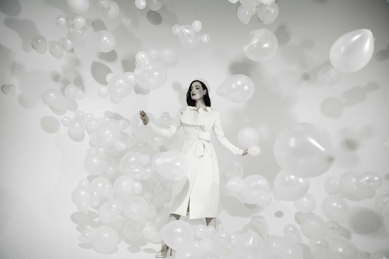 White sensation: 9 click dedicati al colore bianco