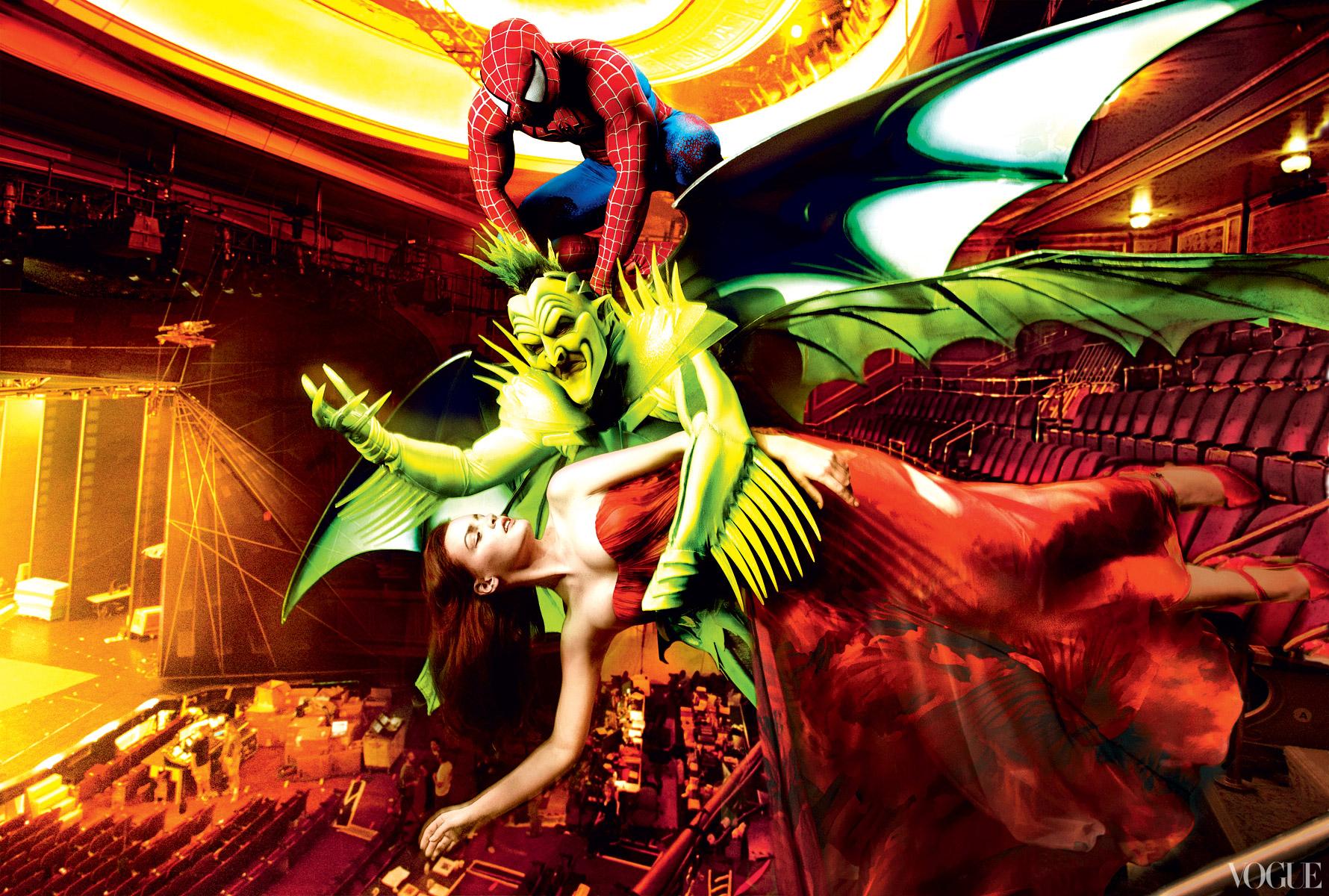 Daily Click: (sexy) superhero style!