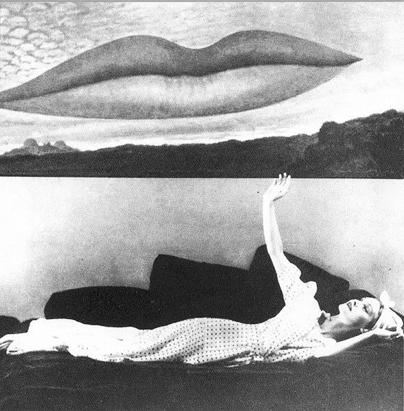 Man Ray, Harper's Baazar 1936