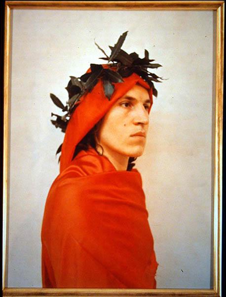 Ontani Luigi, Dante 1970