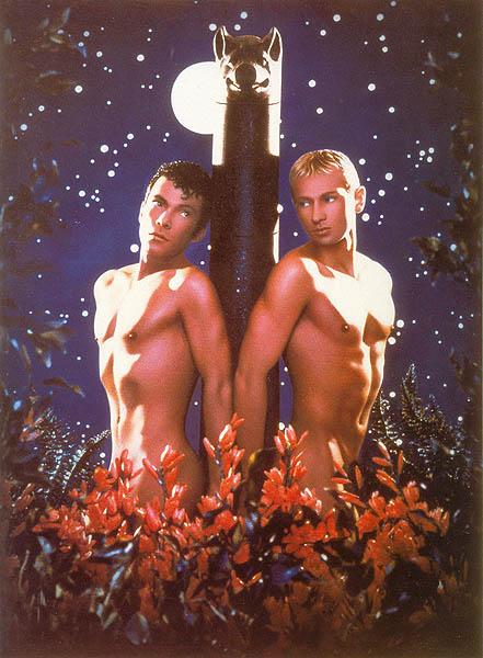 Pierre et Gilles, Il Totem, 1984