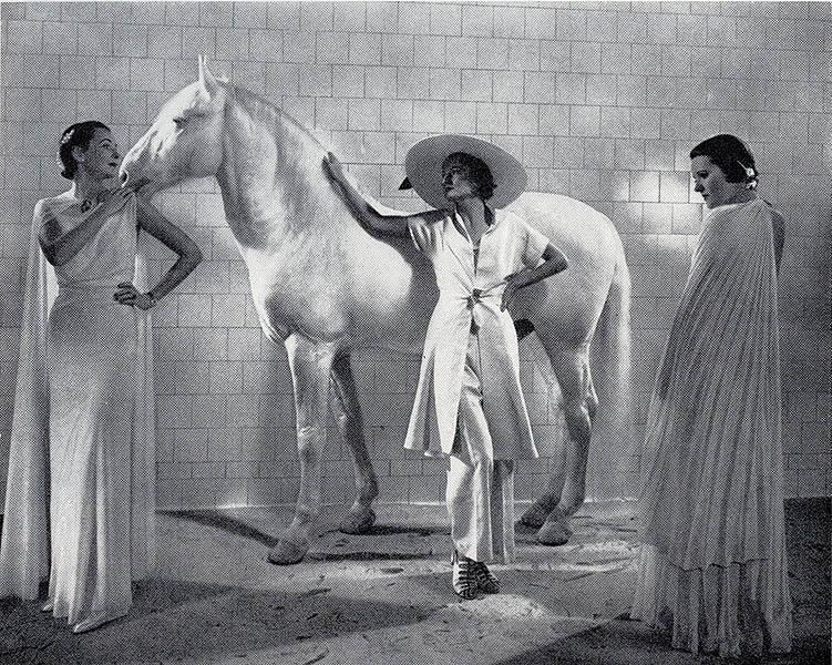 Steichen Edward, Bianco 1935