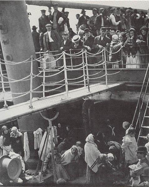 Stieglitz Alfred, The Steerage 1907