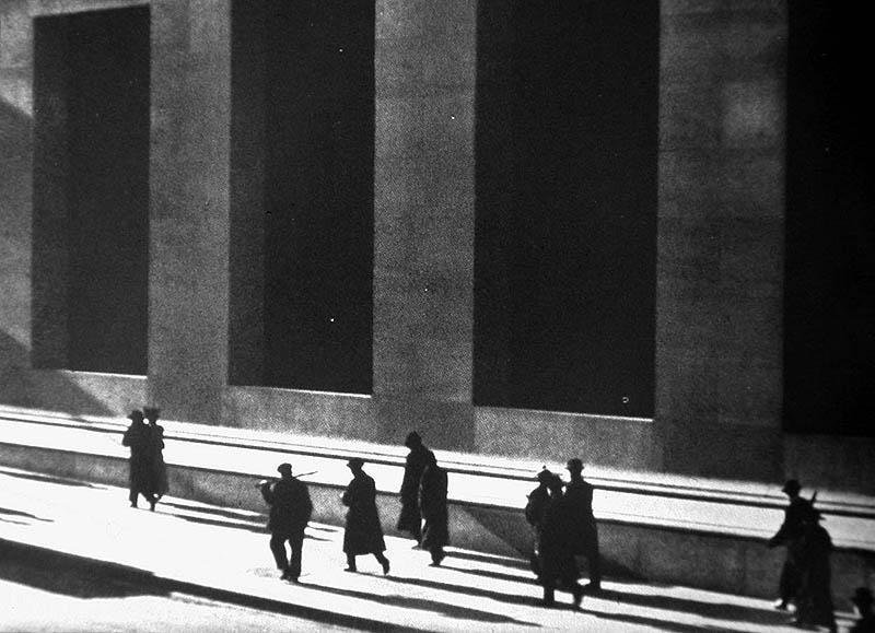 Strand Paul, Wall Street, 1915