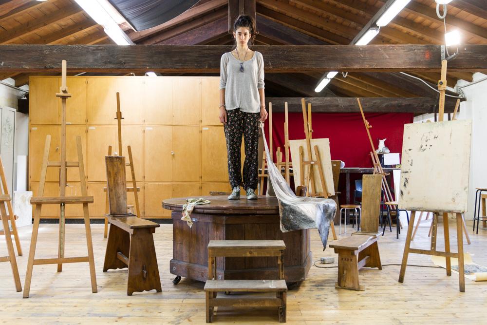 Daniel Pinho - Ritratti in Accademia