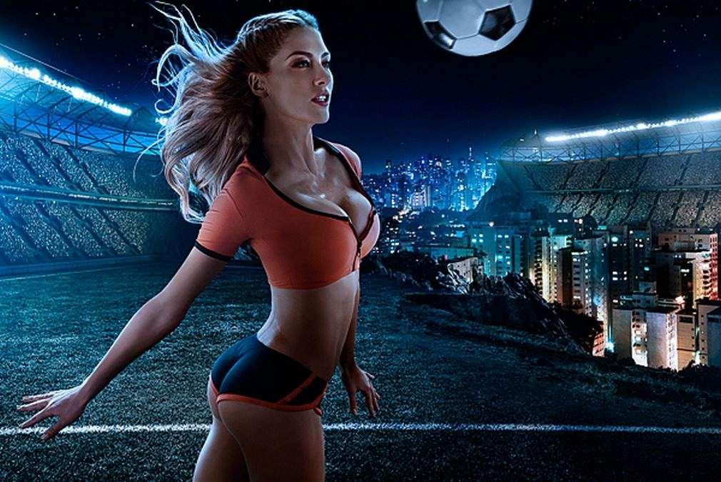 Mondiali 2014: il calendario calcistico di Tim Tadder