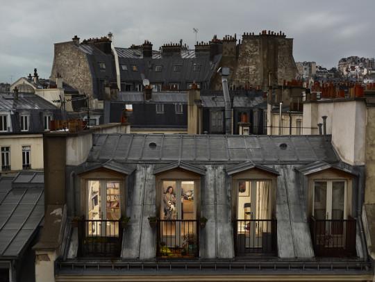 Out my window di Gail Albert Halaban