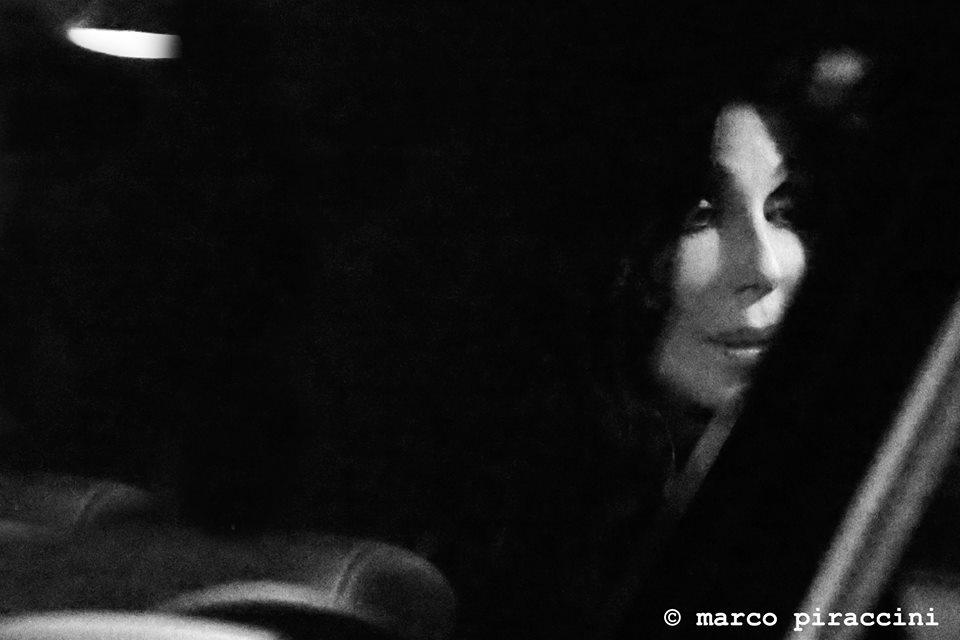 Cher - Fotografia di Marco Piraccini