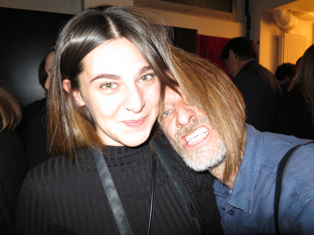 Enrico De Luigi e Zoe