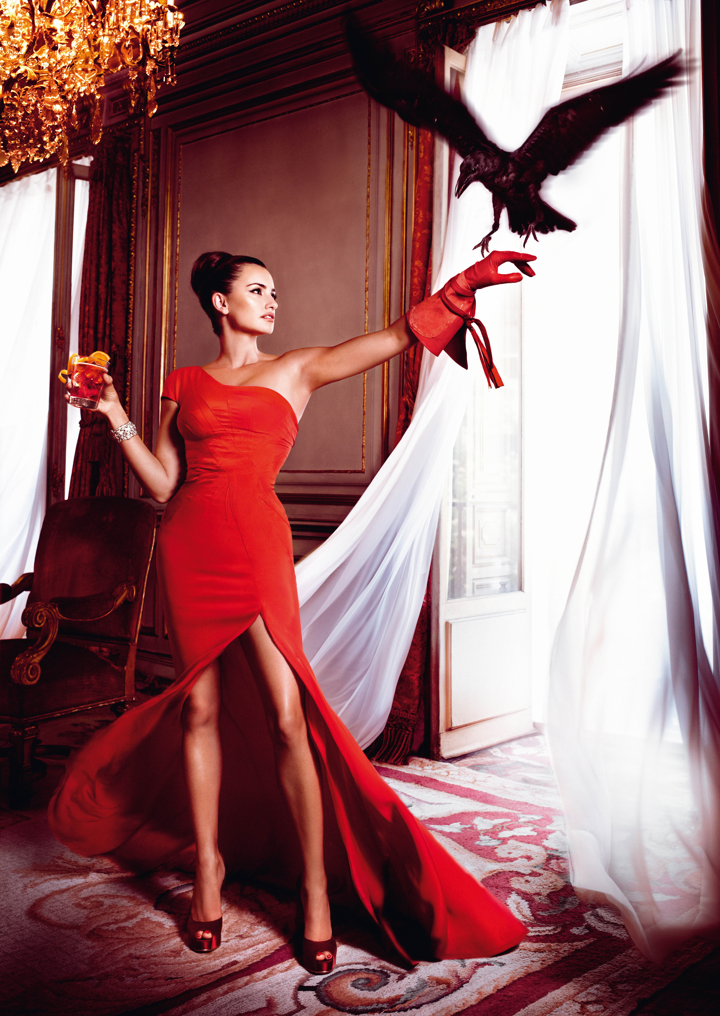 Penelope cruz Calendario Campari 2013