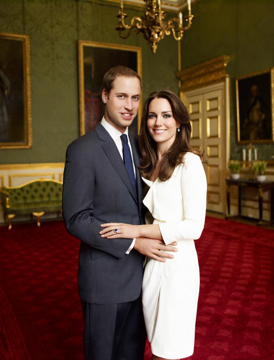 Mario Testino: William e Kate (pre royal baby)