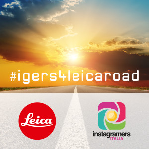 Instagramers italia partnership leicalogo