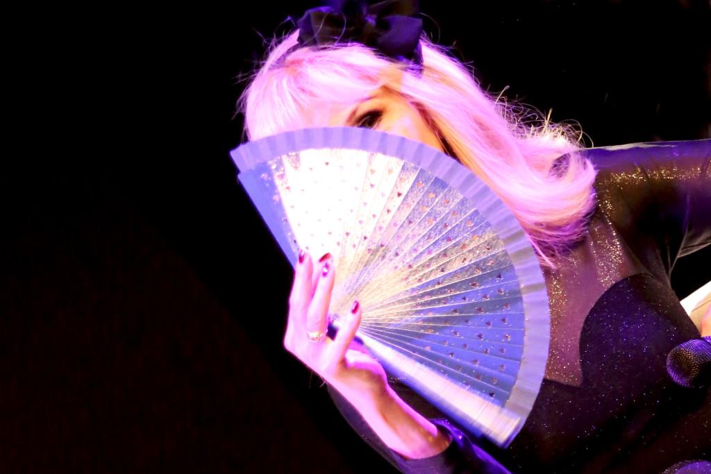 Amanda Lear - Fotografia di Marco Piraccini