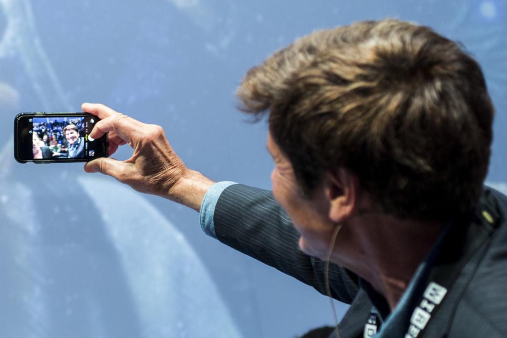 Gianni Morandi - Fotografia di Marco Piraccini